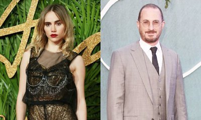 Suki Waterhouse and Darren Aronofsky's Reps Deny Dating Rumors: There's No Truth to a Romance