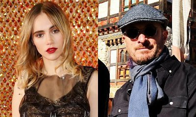 New Couple Alert? Suki Waterhouse and Darren Aronofsky Spotted Cozying Up Together
