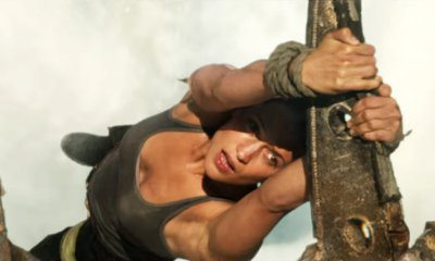 New 'Tomb Raider' Trailer: Lara Croft Is Off to Fulfill Her Father's Last Wish
