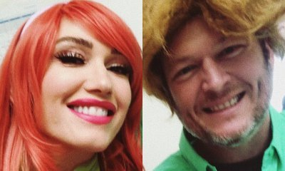 Gwen Stefani and Blake Shelton Dress Up as 'Scooby-Doo' Characters for Apollo's Birthday Bash