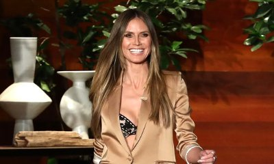 Heidi Klum Reveals a Crush on Drake as She's 'Single and Ready to Mingle' After Vito Schnabel Split