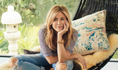 Jennifer Aniston Gives a Look Inside Her $21M Bel Air Mansion