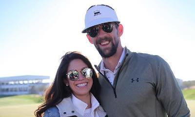 Michael Phelps and Wife Nicole Johnson Welcome Second Son - See the First Pics!