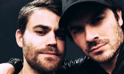 Salvatore Brothers' Reunion Drives 'Vampire Diaries' Fans Crazy