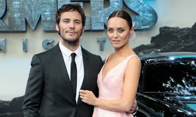 Congratulations! Sam Claflin and Wife Laura Haddock Welcome Baby No. 2