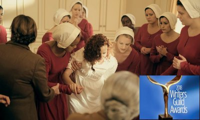 'The Handmaid's Tale' Among Winners at 2018 Writers Guild Awards