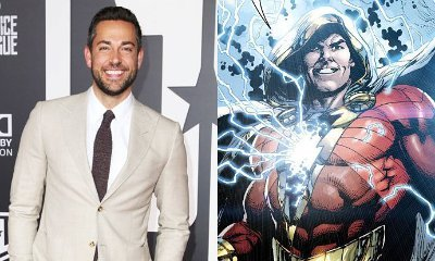 First Look at Zachary Levi
