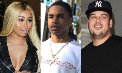 Blac Chyna Confirms She's Dating 18-Year-Old Rapper, Uses Intimate Pics to Taunt Rob Kardashian