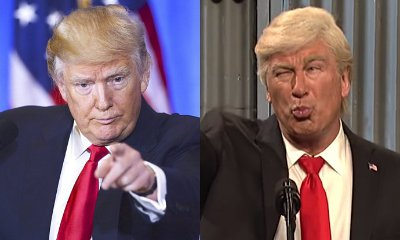 Donald Trump Blasts Alec Baldwin's Impersonation Again - Actor Hilariously Reacts