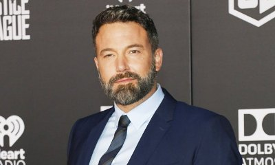 Inside Ben Affleck's Enormous Colorful Phoenix Back Tattoo