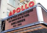 Fans Final Respect to James Brown at the Apollo