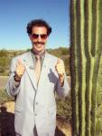 Borat Wins Alabama Lawsuit