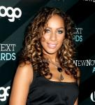 Leona Lewis Joins David Beckham to Close the Beijing Olympics