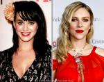 Katy Perry Inspired by Scarlett Johansson in