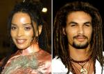Lisa Bonet Seven Months Pregnant with Third Child, Feeling Great