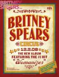 Promotional Poster of Britney Spears