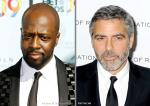 Wyclef Jean and George Clooney Reveal Some