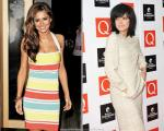 Cheryl Cole and Lily Allen