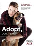 Video: Kellan Lutz Supports PETA