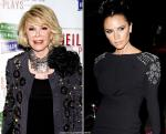Joan Rivers Criticizes Victoria Adams