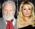 Anthony Hopkins Blasts Skinny Paris Hilton