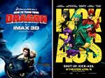 'Dragon' and 'Kick-Ass' Have a Duel at Box Office