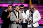 Aventura Win Big at 2010 Billboard Latin Music Awards