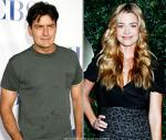 Charlie Sheen Gives Daughters