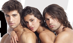 Justin Gaston Gets Naked and Steamy in PETA's New Ads