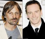 Viggo Mortensen and Michael Fassbender Go Vintage for 'A Dangerous Method'