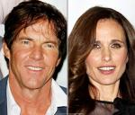 Dennis Quaid and Andie MacDowell Reunited in