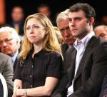 Pictures of Chelsea Clinton and Marc Mezvinsky