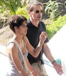 Halle Berry Spotted With Olivier Martinez, Again