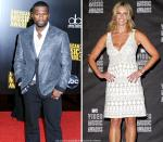 50 Cent and Chelsea Handler Spotted Getting