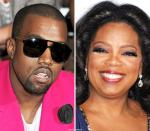 Kanye West Upsets Oprah Winfrey After Canceling His Performance