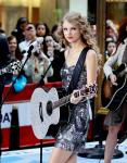 Taylor Swift's 'Today' Performances Captured in Video and Pictures