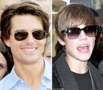 Tom Cruise and Justin Bieber Offering Condolences for Tsunami Victims in Indonesia