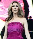Celine Dion in No Rush to Shed Baby Weight