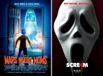 New Images From 'Mars Needs Moms!' and 'Scream 4'