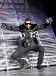 Pictures: Usher