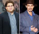 Jonah Hill Hopes to Share Big Screen With Johnny Depp in