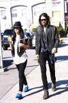 Katy Perry Seeking Medical Advice During Honeymoon With Russell Brand