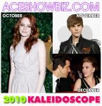 Kaleidoscope 2010: Important Events in Entertainment (Part 4/4)