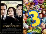 2011 PGA Awards Winners in Movie: 'The King's Speech' and 'Toy Story 3'