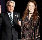 Jay Leno and Julianne Moore Picked as Harvard