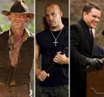 Super Bowl Spot for 'Cowboys & Aliens', 'Fast Five' and 'Adjustment Bureau'