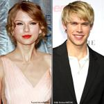 Taylor Swift Spotted With Chord Overstreet at Hockey Game