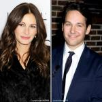 Julia Roberts Presents Pal Paul Rudd With Honorary Irishman