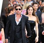 Angelina Jolie Designed Diamond Pendant for Brad Pitt