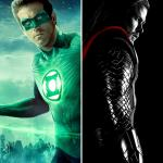 New 'Green Lantern' Trailer to Be Released With 'Thor'